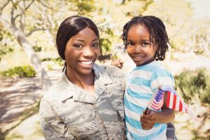 military-family